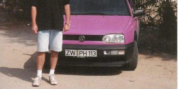 Patrick Hamelin 1997